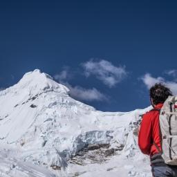Cordillère Blanche: Ascension de Vallanaraju, Huarapasca, Yannapacha et Toclarajju